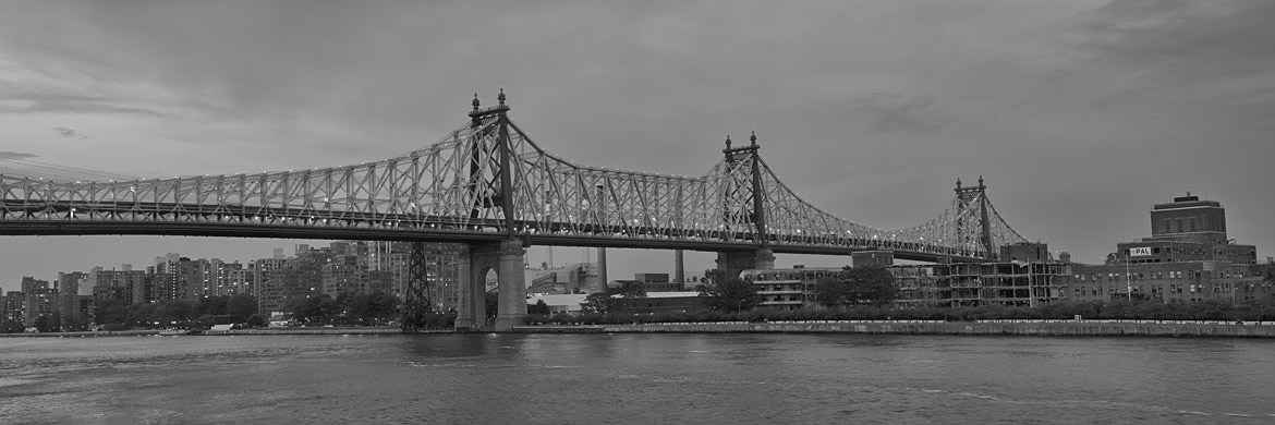Photograph of Queensboro Bridge 10