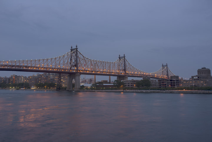 Photograph of Queensboro Bridge 11