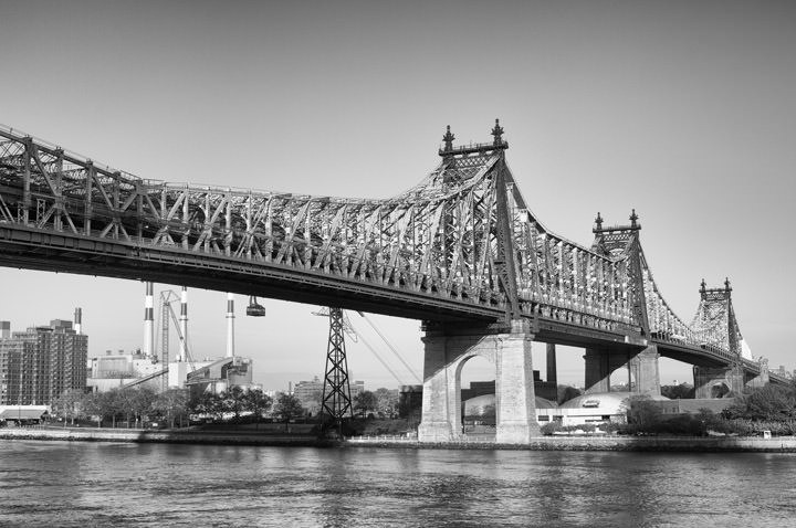 Photograph of Queensboro Bridge 14