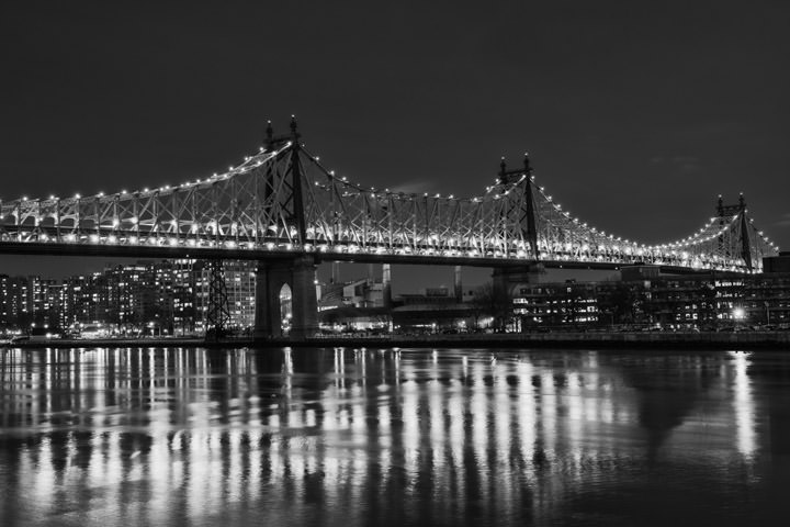 Photograph of Queensboro Bridge 3