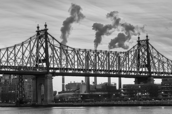 Photograph of Queensboro Bridge 6