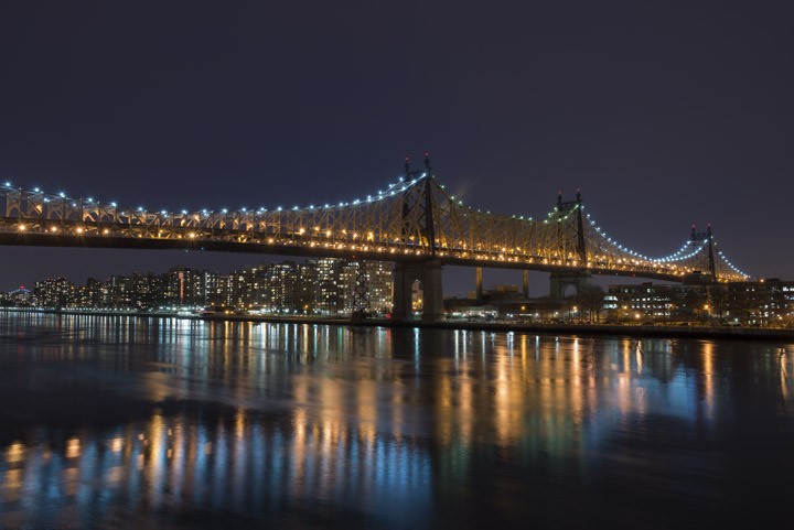 Photograph of Queensboro Bridge 7