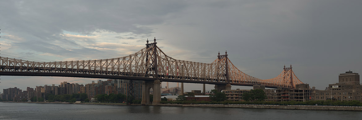 Photograph of Queensboro Bridge 9