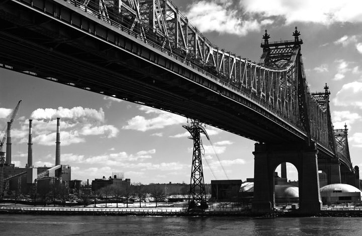 Photograph of Queensboro Bridge