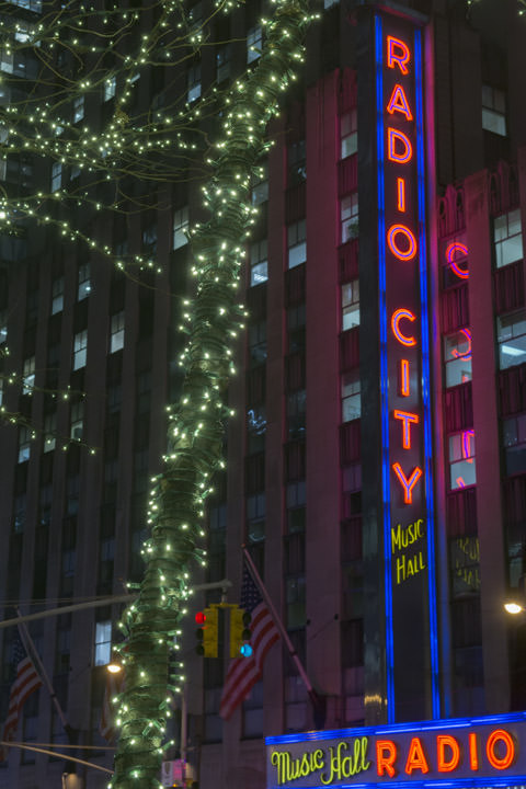 Radio City New York City