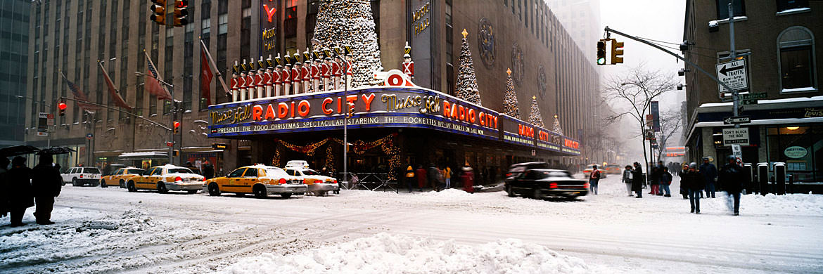 Photograph of Radio City
