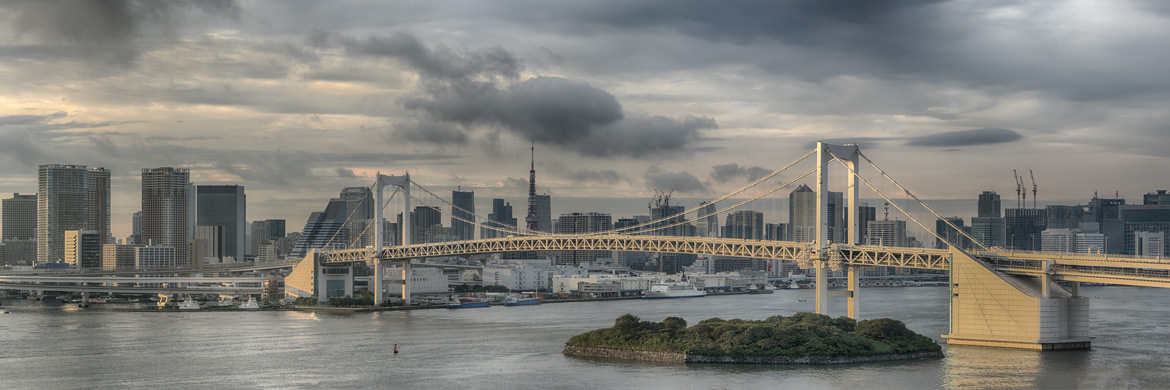 Photograph of Rainbow Bridge Panorama 1