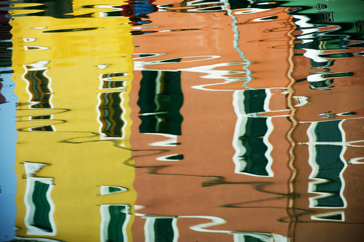 Photograph of Reflections