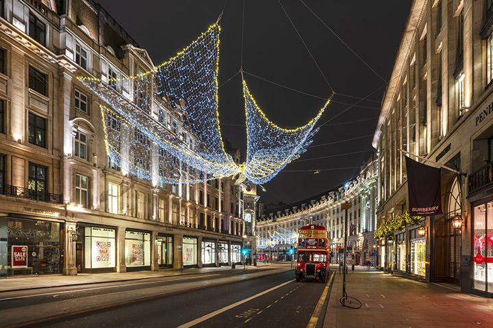 Regent Street Christmas 1
