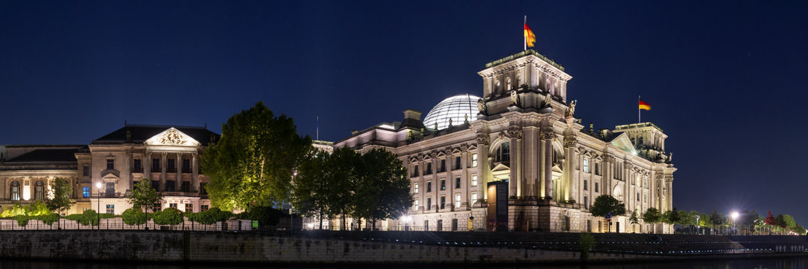 Photograph of Reichstag Berlin 1