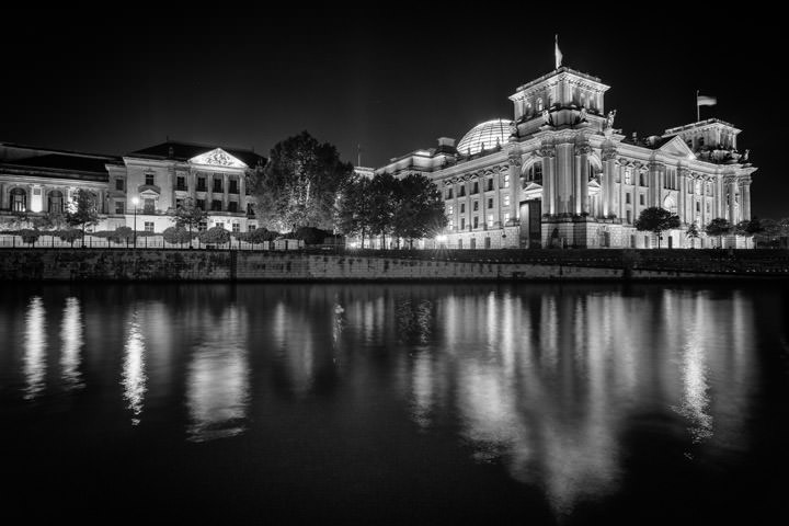 Photograph of Reichstag Berlin 3