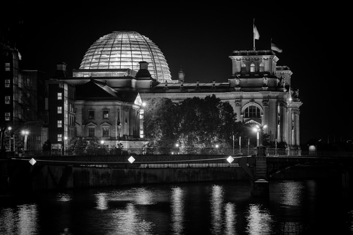 Photograph of Reichstag Berlin 4