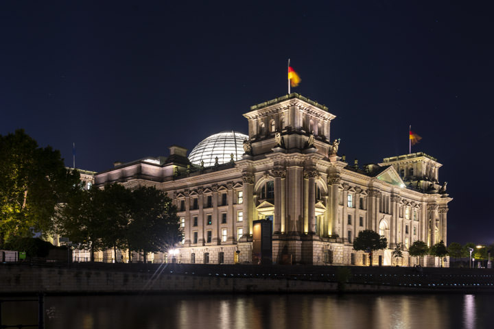 Photograph of Reichstag Berlin 5