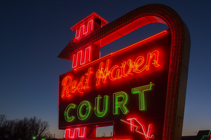 Rest Haven Court 3 Springfield - Missouri