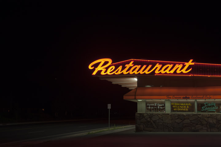 Photograph of Restaurant - Route 66