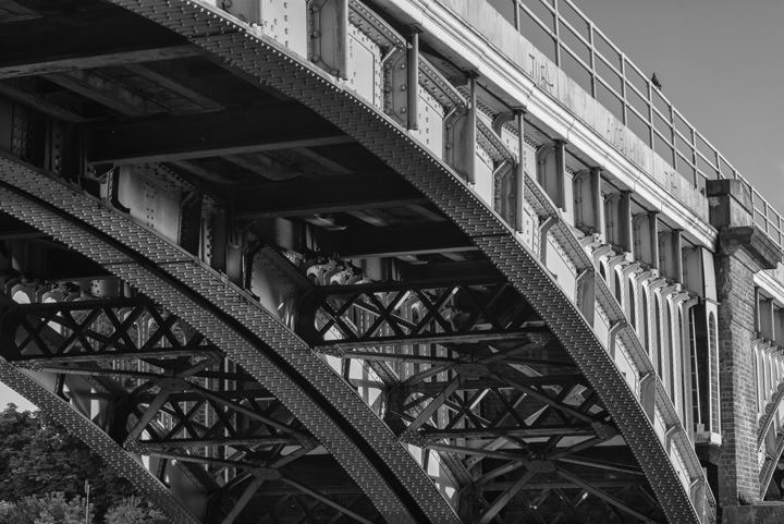 Photograph of Richmond Railway Bridge 3