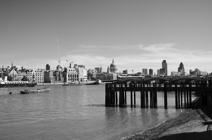 Photograph of River Thames 1