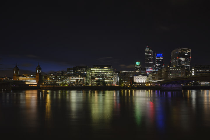 River Thames City of London 1
