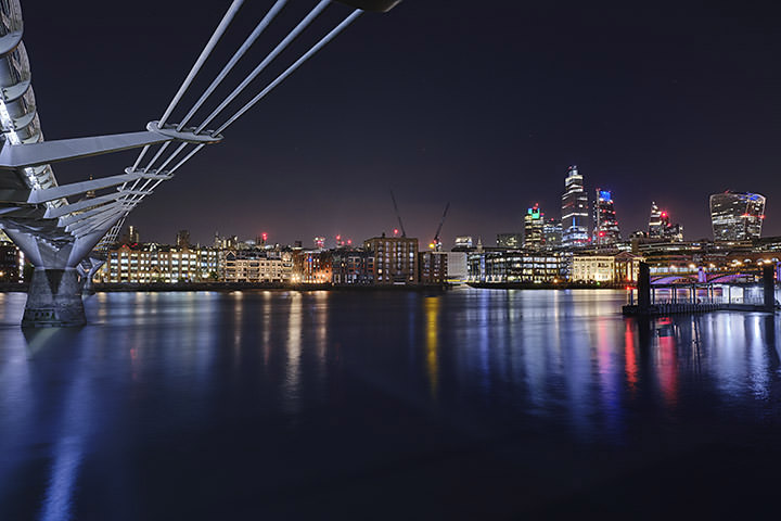 Photograph of River Thames City of London 2