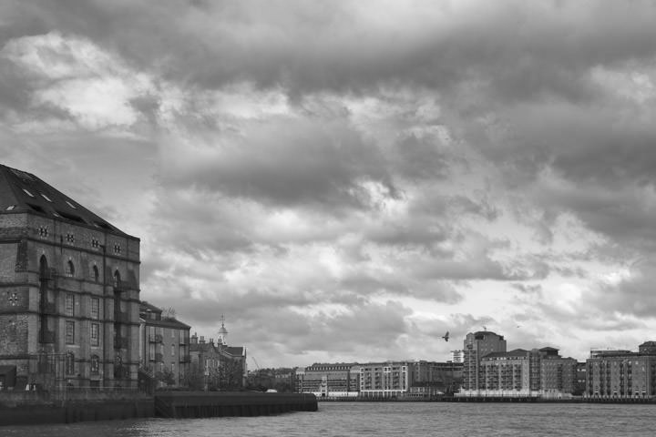 Photograph of River Thames East London 4