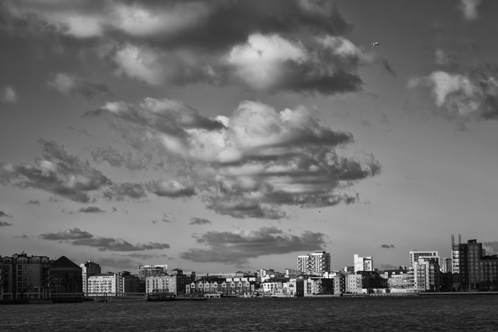 Photograph of River Thames East London 5