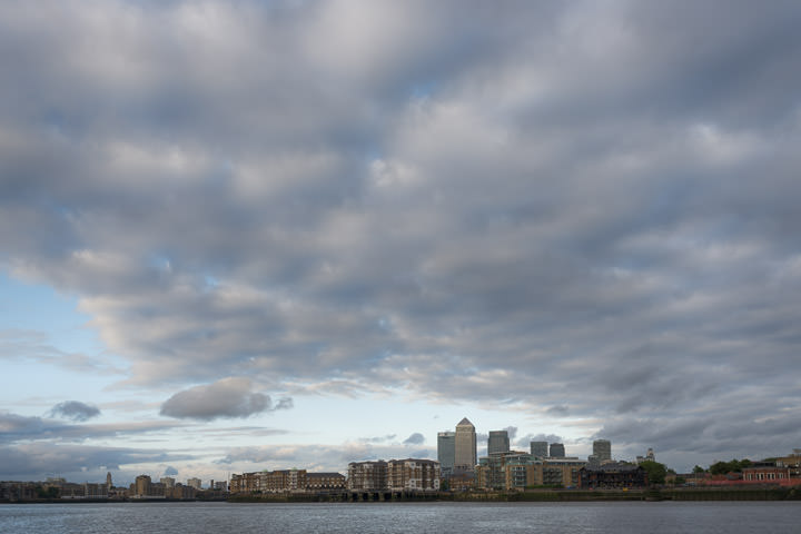 Photograph of River Thames East London 7