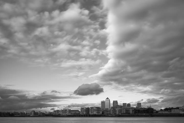 Photograph of River Thames East London 8