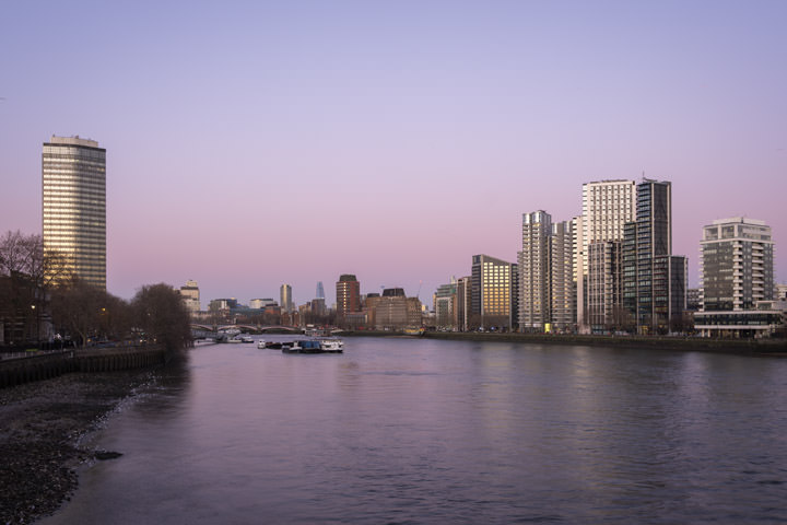River Thames Lambeth 1