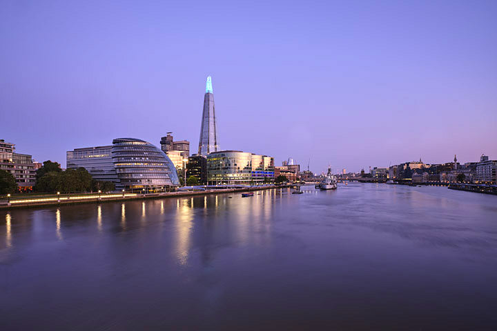Photograph of River Thames Southwark 5