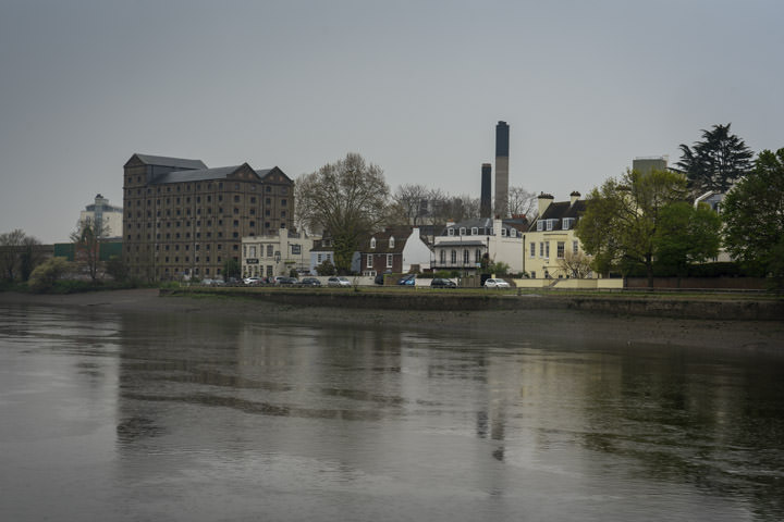 Photograph of River Thames at Mortlake 3
