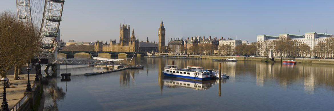 Photograph of River Thames at Westminster 2