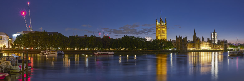 River Thames at Westminster 5