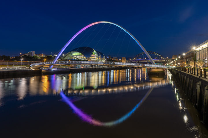 Photograph of River Tyne 1