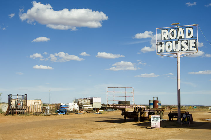 Photograph of Road House