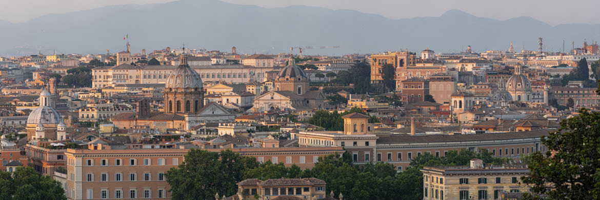 Photograph of Rome Panorama 2