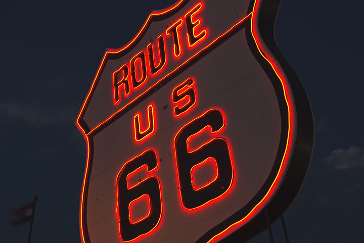 Photograph of Route 66 Museum Elk City 2