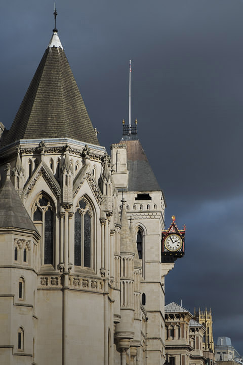 Photograph of Royal Courts of Justice 10