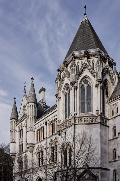 Photograph of Royal Courts of Justice 16