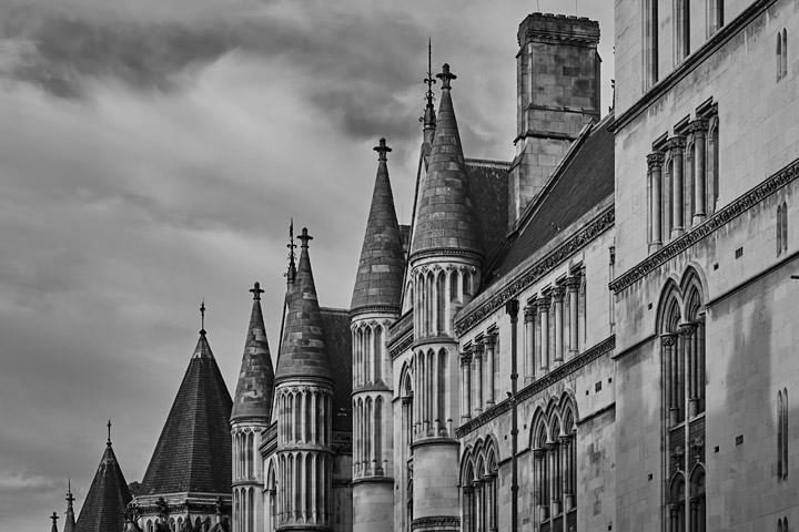 Photograph of Royal Courts of Justice 18