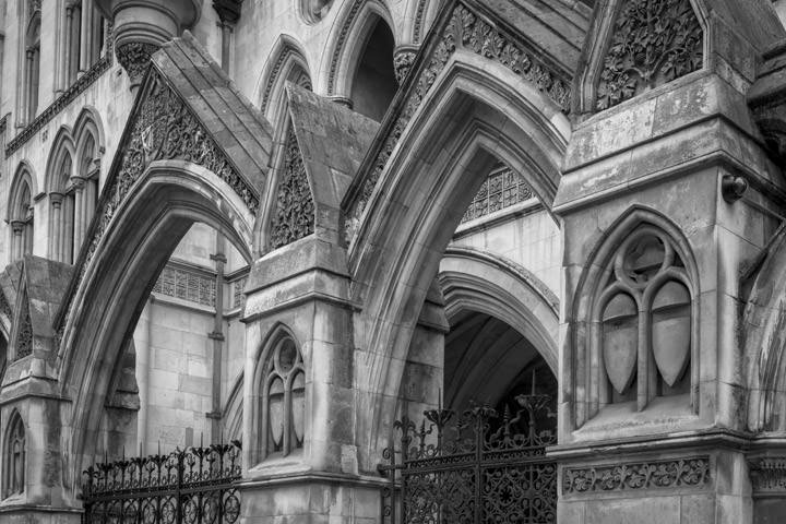 Royal Courts of Justice Detail 1