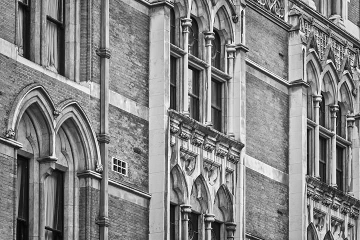 Royal Courts of Justice Detail 2