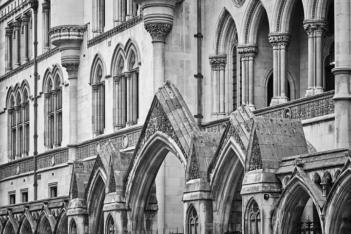 Royal Courts of Justice Detail 5