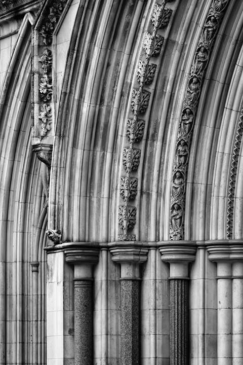 Royal Courts of Justice Detail 6