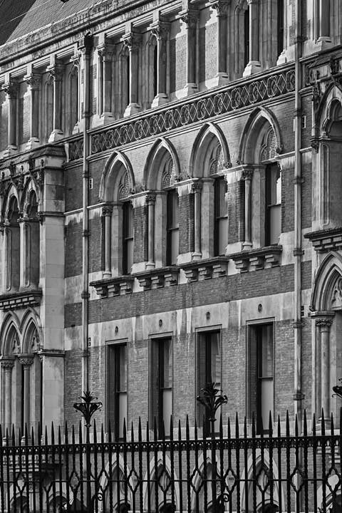 Royal Courts of Justice Detail 8