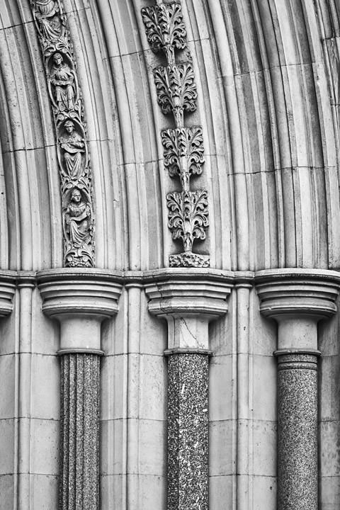 Royal Courts of Justice Detail 9
