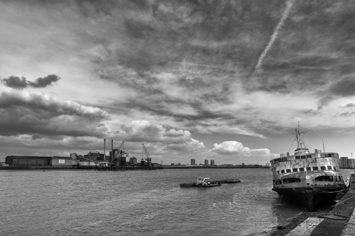 Photograph of Royal Docks 2