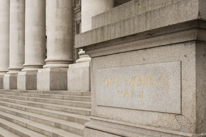 Photograph of Royal Exchange 3