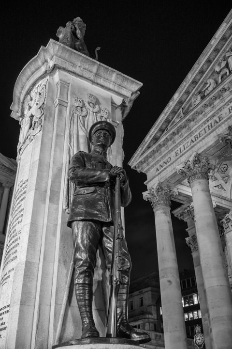 Royal Exchange War Memorial 3