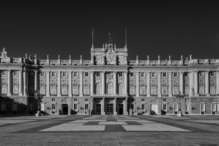 Royal Palace 1 Madrid