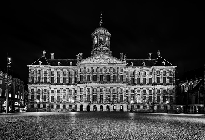 Photograph of Royal Palace Amsterdam